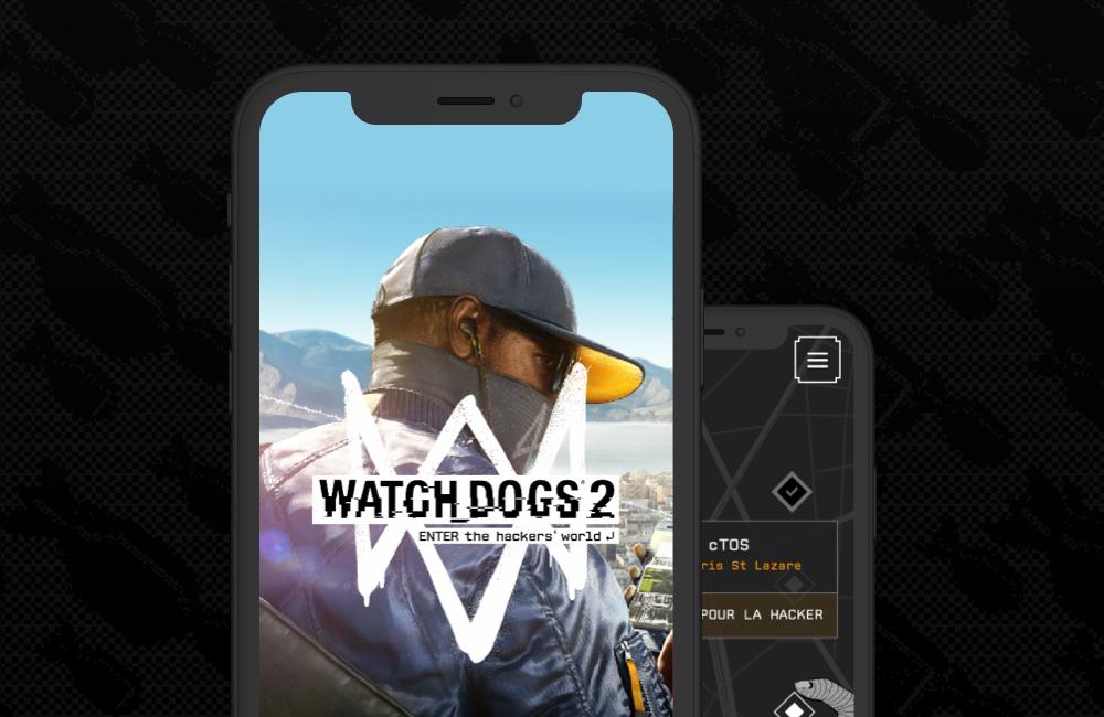 Watch dogs 2 - App